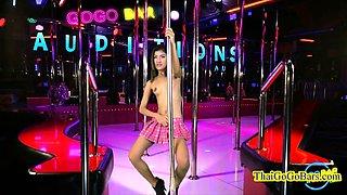 Thai Go Go Bars presents Hansa