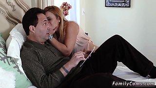 Virtual daddy Family Sex Education