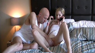 Limp dick father fucking his daughter