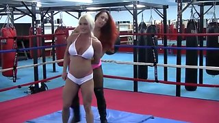 Rogue Female Wrestling - Muscle Bitch is Back