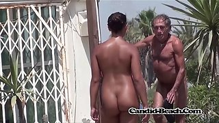 hot tits nudist milfs beach voyeur spycam shower and games