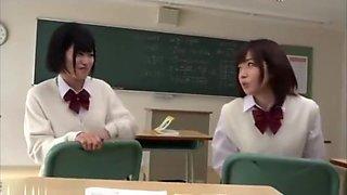 Tiny Skirt Japanese Schoolgirls