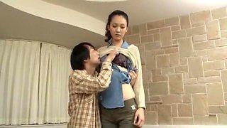 Hottest Japanese model Madoka Yukishiro in Crazy Small Tits, Funny JAV clip