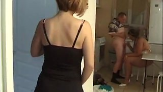 French Swingers In A Threesomes