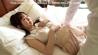 Amature teen Asian makes out and gets licked