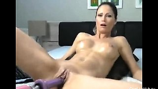 Sexy Milf Dildo Machine Drilled On Camlivehub