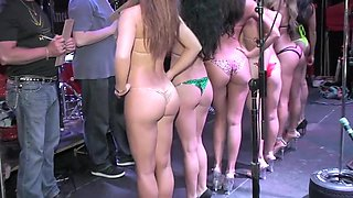 Miss Micro Bikini Fashion Week