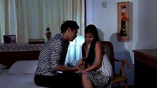 Erotic Beautiful Asian Love Scene