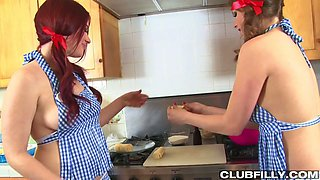 Ardent and rapacious lesbian Allison Moore is interested in eating cunt