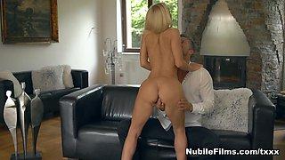 Lutro & Nesty in Deep Desire - NubileFilms