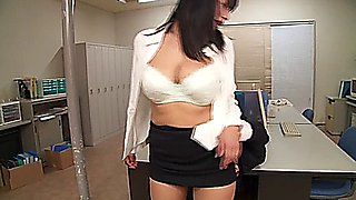 Hana Nice Ass Big Boobs Secretary p.1