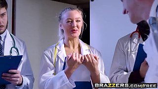brazzers - doctor adventures -  amirahs anal orgasms scene s