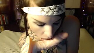 Horny Homemade clip with Solo, Tattoos scenes