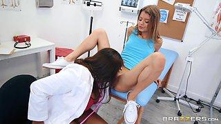 this is no ordinary medical examination!