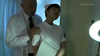 Amazing Japanese whore in Crazy Teens, Nurse JAV movie