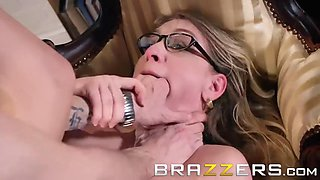 Brazzers - sexy shrink giselle palmer fucks cop