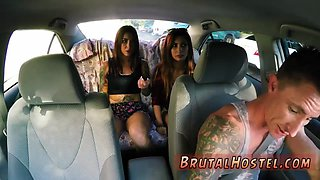 Adorable teen fingering and domination dp Excited young tourists Felicity Feline and Jade
