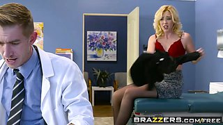 Brazzers - Doctor Adventures - Doctors Without Boners scene starring Samantha Rone and Danny D