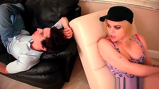 step sister fucks little brother after date rejects him nadia white big tit