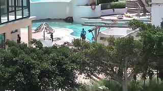 Visite de la cam voyeur 24 dun couple amateur francai
