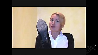 German femdom mistress