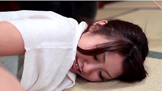 House maid Hitomi Kitagawa gets raped by her master