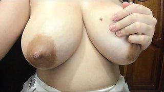 milky tits are the best tits warm milf with milk