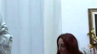 Busty Redhead Italian Mother E220