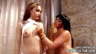 The mighty Cleopatra - LifeSelector