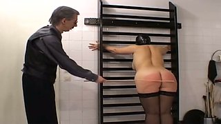 My lustful sex slave deserves some good old fashioned ass whipping