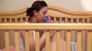 Naughty Diaper Girl