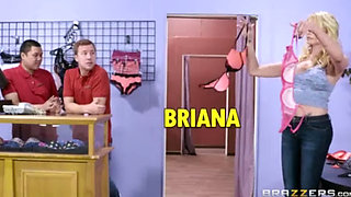 Briana Banks - If The Bra Fits