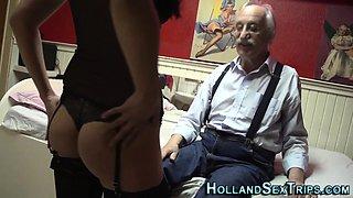 Reality dutch prostitute