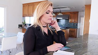 Dyked - Hot Wife Domminates Her Husbands Mistress