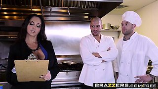 Brazzers - Big Tits at Work - Ava Addams Xand