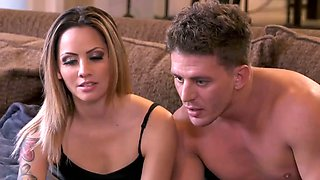 Fit couple searches for a third member to engage in a hot threesome with