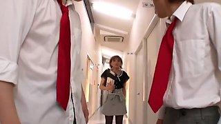 Very beautiful young teacher Rio(Yuzuki Tina) temptation fuck 02