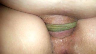 Ass hole & masturbation fun time