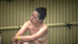 Japanese Onsen Spa Voyeur 5