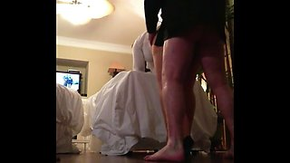 cubanhotwife4u after a wedding reception