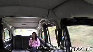 fake taxi is full or dirty passion segment