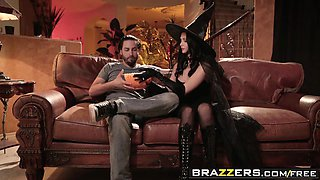 Brazzers - Real Wife Stories - Dick Or Treat