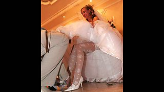 Simply The Hottest Real Brides Ever!