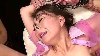 anal orgasms for bondaged japanese milf