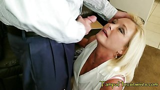 Hot Housewives Love CREAMPIES