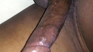 Cock creampie africa