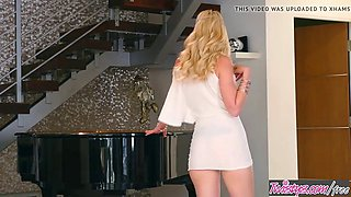 twistys - charlotte stokely starring at party prep